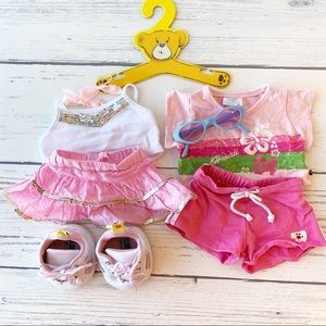 Build-A-Bear Two Outfits